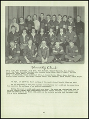 Page 44, 1948 Edition, Briarcliff High School - Bruin Yearbook (Briarcliff Manor, NY) online yearbook collection