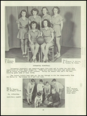 Page 53, 1948 Edition, Briarcliff High School - Bruin Yearbook (Briarcliff Manor, NY) online yearbook collection