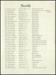 Page 9, 1948 Edition, Briarcliff High School - Bruin Yearbook (Briarcliff Manor, NY) online yearbook collection