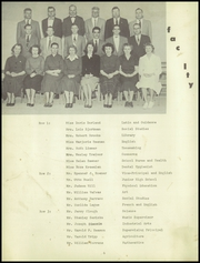 Page 10, 1953 Edition, Briarcliff High School - Bruin Yearbook (Briarcliff Manor, NY) online yearbook collection