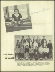 Page 12, 1953 Edition, Briarcliff High School - Bruin Yearbook (Briarcliff Manor, NY) online yearbook collection
