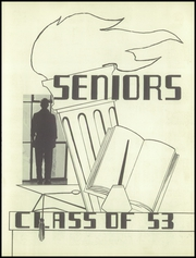 Page 15, 1953 Edition, Briarcliff High School - Bruin Yearbook (Briarcliff Manor, NY) online yearbook collection