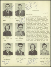 Page 16, 1953 Edition, Briarcliff High School - Bruin Yearbook (Briarcliff Manor, NY) online yearbook collection