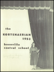 Page 5, 1953 Edition, Briarcliff High School - Bruin Yearbook (Briarcliff Manor, NY) online yearbook collection