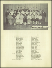 Page 6, 1953 Edition, Briarcliff High School - Bruin Yearbook (Briarcliff Manor, NY) online yearbook collection