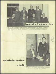 Page 9, 1953 Edition, Briarcliff High School - Bruin Yearbook (Briarcliff Manor, NY) online yearbook collection