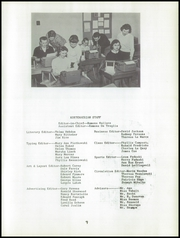 Page 11, 1957 Edition, Briarcliff High School - Bruin Yearbook (Briarcliff Manor, NY) online yearbook collection
