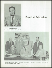 Page 8, 1957 Edition, Briarcliff High School - Bruin Yearbook (Briarcliff Manor, NY) online yearbook collection