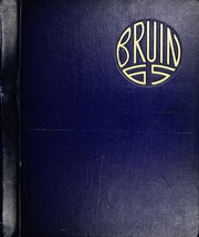 1965 Edition, Briarcliff High School - Bruin Yearbook (Briarcliff Manor, NY)