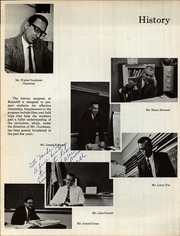 Page 16, 1965 Edition, Briarcliff High School - Bruin Yearbook (Briarcliff Manor, NY) online yearbook collection