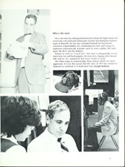 Page 17, 1975 Edition, Briarcliff High School - Bruin Yearbook (Briarcliff Manor, NY) online yearbook collection