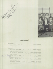 Page 12, 1934 Edition, Roosevelt High School - L envoi Yearbook (Yonkers, NY) online yearbook collection
