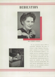 Page 11, 1947 Edition, Roosevelt High School - L envoi Yearbook (Yonkers, NY) online yearbook collection