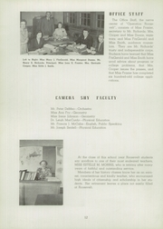 Page 16, 1947 Edition, Roosevelt High School - L envoi Yearbook (Yonkers, NY) online yearbook collection