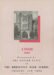 Page 5, 1947 Edition, Roosevelt High School - L envoi Yearbook (Yonkers, NY) online yearbook collection