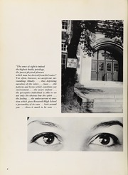 Page 6, 1966 Edition, Roosevelt High School - L envoi Yearbook (Yonkers, NY) online yearbook collection