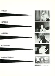 Page 7, 1965 Edition, Downs High School - Dragon Yearbook (Downs, KS) online yearbook collection