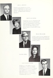 Page 14, 1967 Edition, Downs High School - Dragon Yearbook (Downs, KS) online yearbook collection