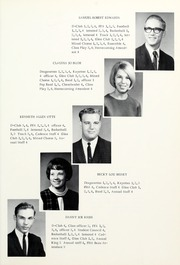 Page 15, 1967 Edition, Downs High School - Dragon Yearbook (Downs, KS) online yearbook collection
