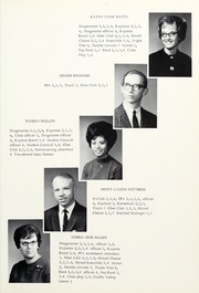 Page 17, 1967 Edition, Downs High School - Dragon Yearbook (Downs, KS) online yearbook collection
