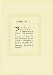 Page 9, 1928 Edition, St Thomas Military Academy - Kaydet Yearbook (Mendota Heights, MN) online yearbook collection