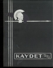 1933 Edition, St Thomas Military Academy - Kaydet Yearbook (Mendota Heights, MN)