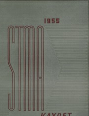 1955 Edition, St Thomas Military Academy - Kaydet Yearbook (Mendota Heights, MN)