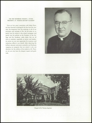 Page 13, 1956 Edition, St Thomas Military Academy - Kaydet Yearbook (Mendota Heights, MN) online yearbook collection