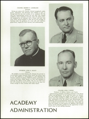 Page 14, 1956 Edition, St Thomas Military Academy - Kaydet Yearbook (Mendota Heights, MN) online yearbook collection