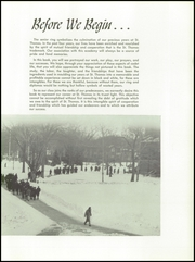 Page 9, 1956 Edition, St Thomas Military Academy - Kaydet Yearbook (Mendota Heights, MN) online yearbook collection