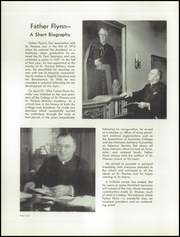 Page 12, 1957 Edition, St Thomas Military Academy - Kaydet Yearbook (Mendota Heights, MN) online yearbook collection