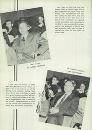 Page 10, 1953 Edition, Wilson High School - Log Yearbook (St Paul, MN) online yearbook collection