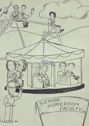 Page 11, 1953 Edition, Wilson High School - Log Yearbook (St Paul, MN) online yearbook collection