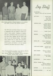 Page 12, 1953 Edition, Wilson High School - Log Yearbook (St Paul, MN) online yearbook collection