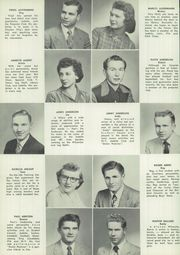 Page 14, 1953 Edition, Wilson High School - Log Yearbook (St Paul, MN) online yearbook collection