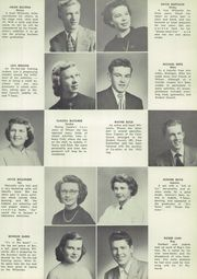 Page 15, 1953 Edition, Wilson High School - Log Yearbook (St Paul, MN) online yearbook collection