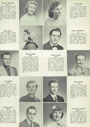 Page 17, 1953 Edition, Wilson High School - Log Yearbook (St Paul, MN) online yearbook collection