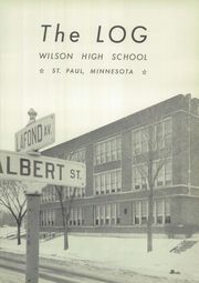 Page 5, 1953 Edition, Wilson High School - Log Yearbook (St Paul, MN) online yearbook collection