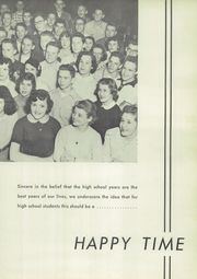 Page 7, 1953 Edition, Wilson High School - Log Yearbook (St Paul, MN) online yearbook collection