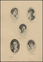 Page 16, 1915 Edition, Austin High School - Austinian Yearbook (Austin, MN) online yearbook collection
