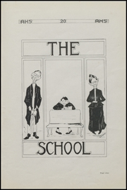 Page 13, 1920 Edition, Austin High School - Austinian Yearbook (Austin, MN) online yearbook collection