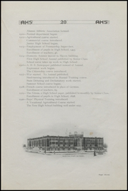Page 15, 1920 Edition, Austin High School - Austinian Yearbook (Austin, MN) online yearbook collection