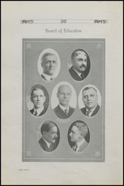 Page 16, 1920 Edition, Austin High School - Austinian Yearbook (Austin, MN) online yearbook collection