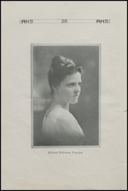 Page 8, 1920 Edition, Austin High School - Austinian Yearbook (Austin, MN) online yearbook collection