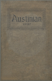 Page 1, 1927 Edition, Austin High School - Austinian Yearbook (Austin, MN) online yearbook collection