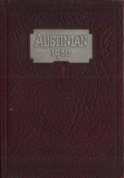 Page 1, 1930 Edition, Austin High School - Austinian Yearbook (Austin, MN) online yearbook collection