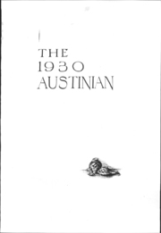 Page 3, 1930 Edition, Austin High School - Austinian Yearbook (Austin, MN) online yearbook collection