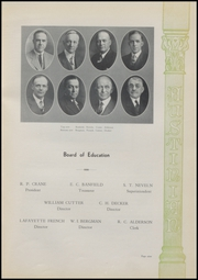 Page 15, 1932 Edition, Austin High School - Austinian Yearbook (Austin, MN) online yearbook collection