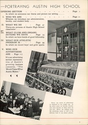 Page 13, 1939 Edition, Austin High School - Austinian Yearbook (Austin, MN) online yearbook collection