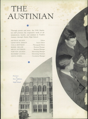 Page 6, 1940 Edition, Austin High School - Austinian Yearbook (Austin, MN) online yearbook collection